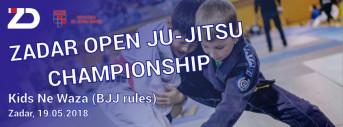 Zadar Open Ju-Jitsu Championship