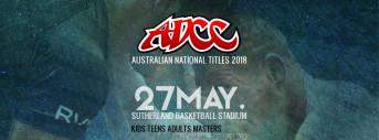 ADCC Australian National Titles