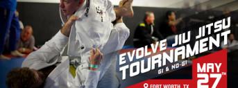 Evolve Jiu Jitsu Tournament