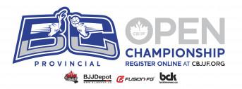 CBJJF BC Provincial Open Championship