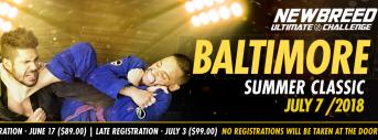 NEWBREED Baltimore Summer Classic