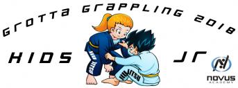 Grotta Grappling BJJ KIDS-JR 2018
