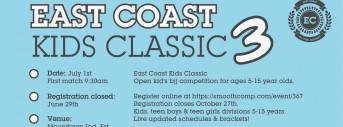 East Coast Kids Classic 3