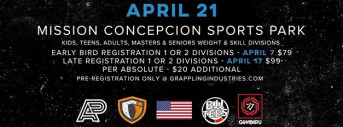 Grappling Industries SAN ANTONIO