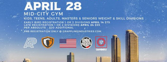 Grappling Industries SAN DIEGO