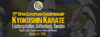 11th Open EC Kyokushin Karate