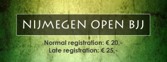 Nijmegen Open BJJ