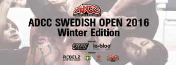 ADCC Swedish Open 2016 - Winter Edition