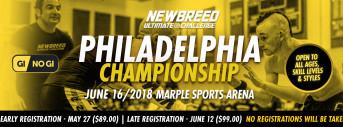 NEWBREED Philadelphia Championship