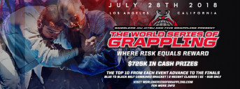 World Series of Grappling - Los Angeles, CA
