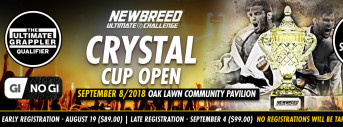 NEWBREED Crystal Cup Open
