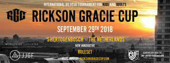 Rickson Gracie Cup Netherlands