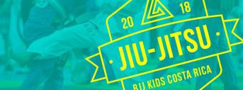 BJJ Kids Costa Rica Pro League 2018 #2