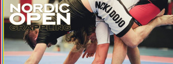 Nordic Open Grappling #3