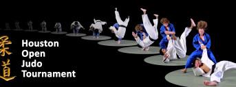 Houston Open Judo Tournament