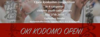 Oki Kodomo Open 2018