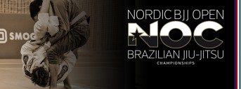 Nordic BJJ Open 2017-Fall edition