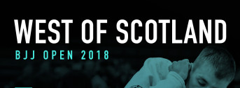 3rd Annual West of Scotland BJJ Open