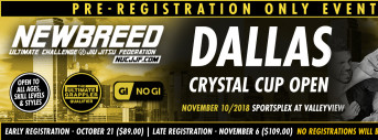 NEWBREED Dallas Crystal Cup Open