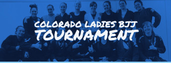 Colorado Ladies BJJ Tournament