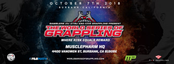 World Series of Grappling 2 Season 1 - Burbank, CA