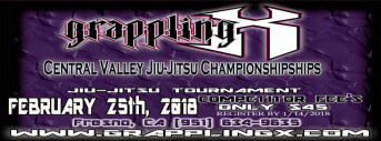 Central Valley Jiu Jitsu Championships