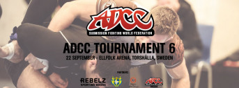 ADCC Sweden Tournament 6