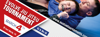 Evolve Jiu Jitsu Tournament (3-4-18)