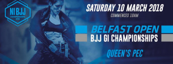Belfast Open BJJ Championships (Gi)
