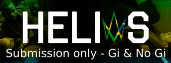 Helios - SUB ONLY (GI & NOGI)