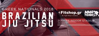 Greek National BJJ Championship 2018