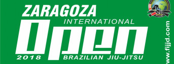 Zaragoza International Open BJJ - Gi 2018