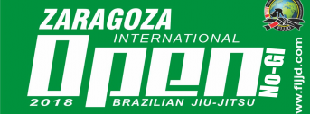 Zaragoza International Open BJJ - NoGi 2018