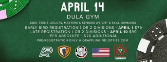 Grappling Industries LAS VEGAS