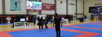 SPANISH NATIONAL BJJ CHAMPIONSHIP GI - FIJJD 2018