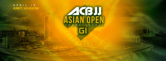 ACB JJ ASIAN  OPEN CHAMPIONSHIP GI