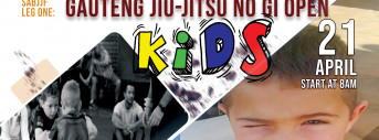 LEG ONE GAUTENG JIU-JITSU NO GI OPEN - KIDS