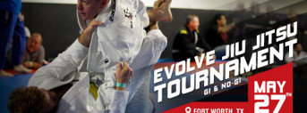 Evolve Jiu Jitsu Tournament