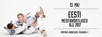 Brasiilia Jiu-Jitsu Eesti meistrivõistlused 2017