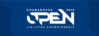 Khabarovsk OPEN BJJ Gi/NoGi 2018