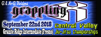 Central Valley Gi & No-Gi Jiu Jitsu Championships