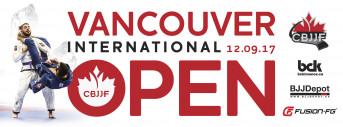 CBJJF Vancouver International Open