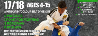 National Childrens Jui jitsu League *Round 1