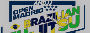 Open Madrid AMBJJ Summer 2018 - Gi
