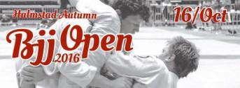 Halmstad Autumn BJJ Open 2016
