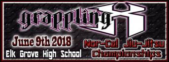 6/9/2018 Grappling X Nor-Cal Jiu Jitsu Championships