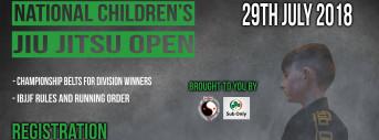 National Childrens Jiu Jitsu Open
