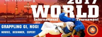 "International tournament ""WORLD 2017"" Grappling GI, NoGI"
