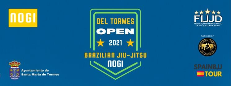 DEL TORMES OPEN BJJ NoGi 2021