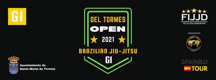 DEL TORMES OPEN BJJ Gi 2021